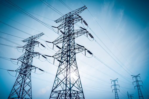 Electricity tower shutterstock_234023125