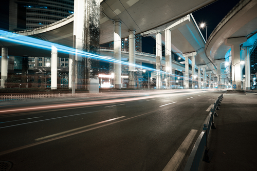 Road and overpass shutterstock_306908414