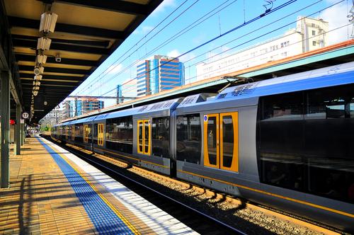 Sydney train shutterstock_673535242