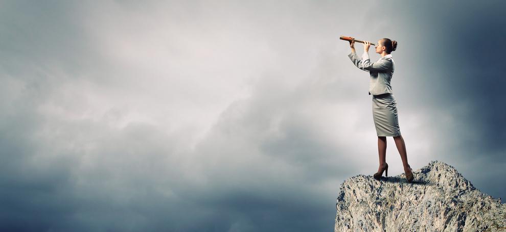 Women on cliff RHS Cropped shutterstock_132266501 copy
